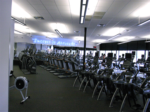 Genesis Health Clubs Salina Kansas